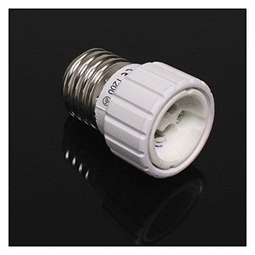 Cablematic - Lampensockel Adapter E27 auf GU10