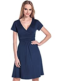 Glamour Empire Flattering Dress 108 - Patineuse - Femme