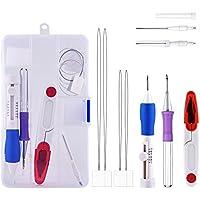 BASEIN Magic Broderie Pen Punch Aiguille Couture Outil Craft pour Broderie Bricoleurs Fil à Tricoter Outil De Couture