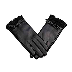 41pzcMAOxxL. SS300  - XY Gloves Women's Winter Warmth Thickening Riding Windproof Touch Screen Gloves Outdoor