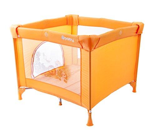 tata-box-per-gioco-e-nanna-con-finestra-campeggio-viaggio-lettino-quadrato-box-arancio