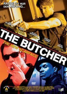 Bild von The Butcher - The new Scarface (uncut) by Eric Roberts