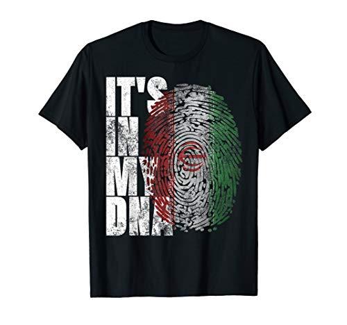 It's In My DNA Iranian Shirt Islamic Persian Gifts Iran Flag T-Shirt