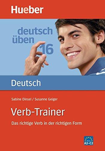 DT.ÜBEN 16 Verb-Trainer (GRAM)