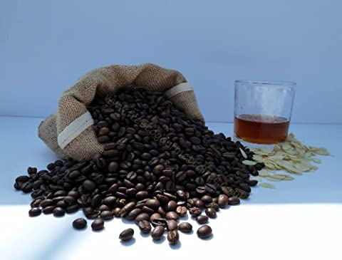 6 x 100g Coffee beans Flavoured, Normal Roast, Decafeinated coffee or ground (Ground Filter)