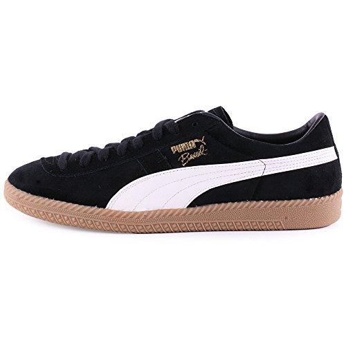Puma Brasil Football VNTG 356156-12 Herren Schuhe Schwarz