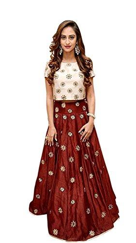 RadadiyaTRD Women\'s Party Wear Wedding New Collection Special Sale Offer Bollywood Navy Blue Velvet Heavy Bridal Wedding Lehenga Chaniya Ghagra Choli