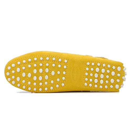 Minitoo - Ballet donna Yellow/White