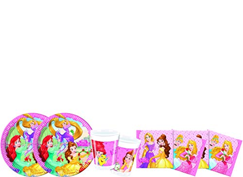 Irpot kit - A Geburtstagsfeier Prinzessinnen träumen (Tiana Prinzessin Spiele)