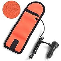 USB Calentadores de bebidas, USB Calentamiento eléctrico Calentamiento Envoltura caliente, Encendedor de cigarrillos para automóvil Calentador de viaje de calefacción para conservar el calor, Leche ca