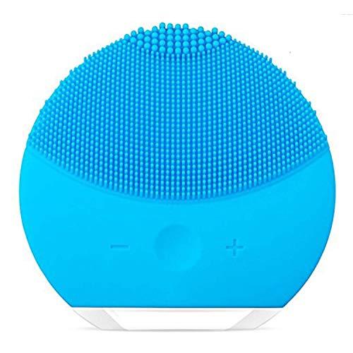 Cepillo de limpieza facial OSLA, silicona, impermeable, recargable, limpiador facial y masajeador, exfolia profundamente y reduce el acné, multifuncional, dispositivo antienvejecimiento de la piel