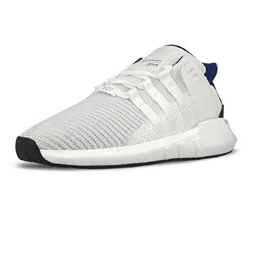 Adidas Eqt Support 93/17 Sneaker Trainer By9509 Bianco / Nero
