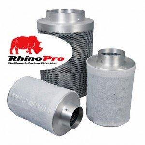 100mm (10,2cm) Rhino Carbon Filter-100x 300mm-350m3/HR - Machen Carbon Filter