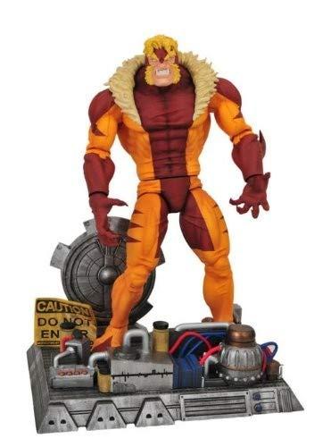 Usato, Marvel Select MAR094734 Figurina Sabretooth X-Men Victor usato  Spedito ovunque in Italia