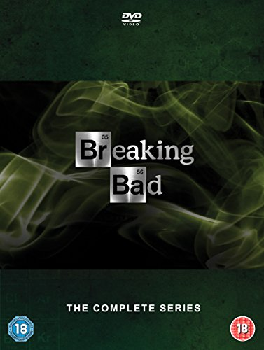 Breaking Bad - Season 01 / Breaking Bad - Season 02 / Breaking Bad - Season 03 / Breaking Bad - Season 04 / Breaking Bad - Season 05 / Breaking Bad - Final Season - Set [Import anglais], DVD/BluRay
