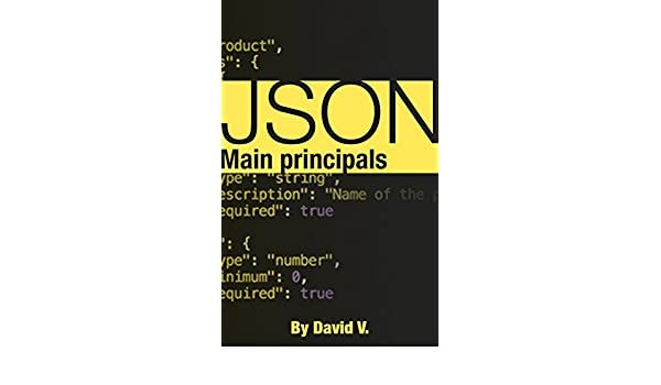 JSON: Main principals eBook: David V : Amazon co uk: Kindle Store