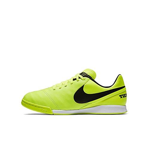 Nike Tiempox Legend Vi Ic, Scarpe da Calcio Unisex – Bambini Giallo - nero