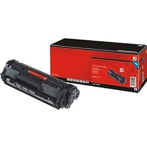 5 Etoiles ETL-924621 Q5949A Toner pour LaserJet 1160/1320/3390/3392 Noir