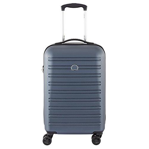 DELSEY PARIS SEGUR Bagage cabine, 43 L, Bleu