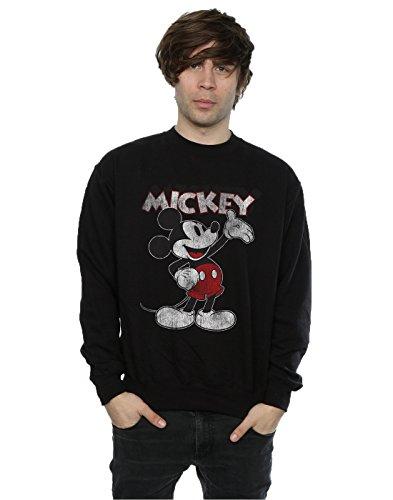Disney hombre Mickey Mouse Presents Camisa De Entrenamiento