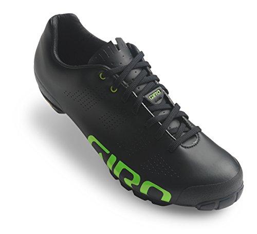Giro Empire VR90 MTB Fahrrad Schuhe Schwarz/grün 2019: Größe: 43