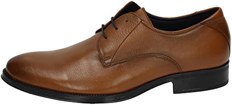 Made IN Spain 2751 Zapatos DE Piel Hombre Zapatos CORDÓN -