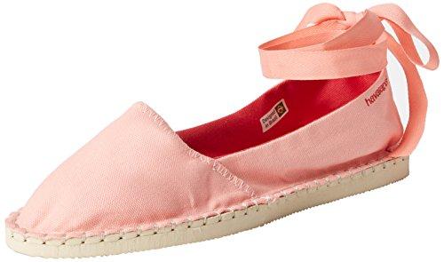 Havaianas Origine Slim, Damen Espadrilles ,Pink (Light Rose) ,40 (38 Brazilian)