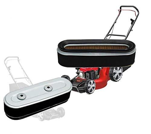 Hpybest - Filtro de aire para cortacésped Honda GXV160 HRC216K1HA HRC216K