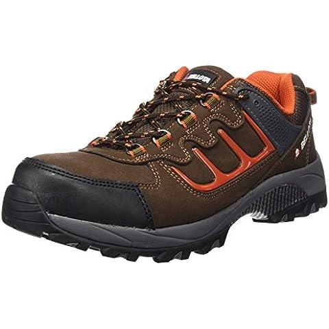 Bellota Trail S3 - Zapatos (talla 42) color marrón
