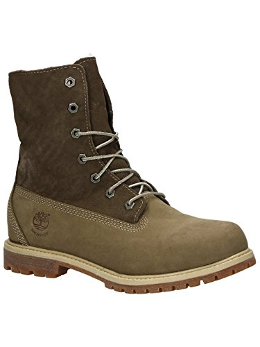 Pile Auth Beige Timberland Femme Wp Stivali Orsacchiotto 1ZqayFBawE