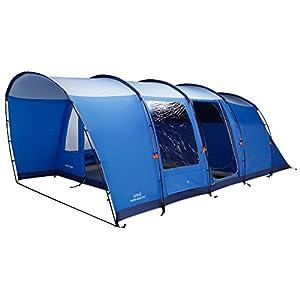 vango farnham tunnel tent - blue