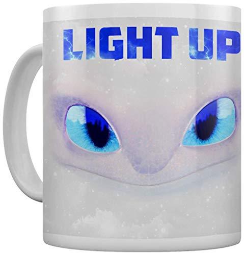 Pyramid International MG25234 How TO Train Your Dragon 3 (Light UP The Night) MU, Keramik, mehrfarbig