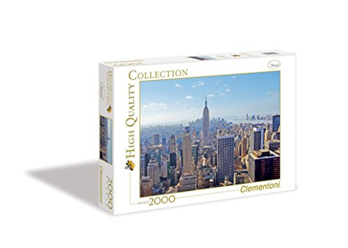 Clementoni - 32544 - Puzzle Collection High Quality 2000 pièces - New York