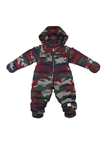 oceankids-mono-bebe-nino-nina-camo-verde-oscuro-abrigo-de-nieve-cochecito-camuflaje-9-12-meses
