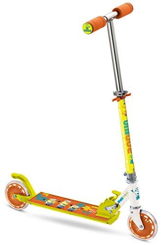 Mondo-28132-Minions-ABEC-5-Alu-Scooter-Reifen-Durchmesser-120-mm