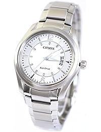 Citizen Herren-Armbanduhr Analog Quarz Edelstahl AW1030-50B