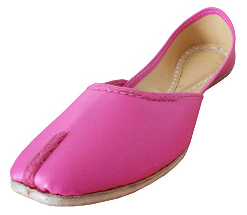 Kalra Creations, Mocassini donna Pink