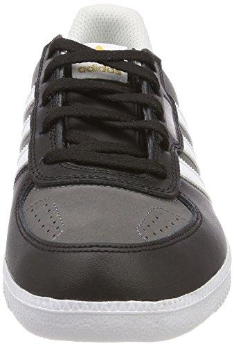 adidas Leonero, Scarpe da Skateboard Uomo Nero (Core Black/footwear White/grey Five)