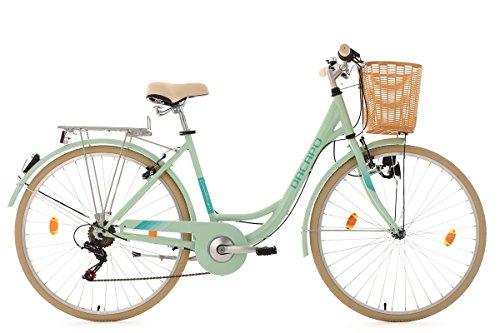 KS Cycling Damen Damenfahrrad 28