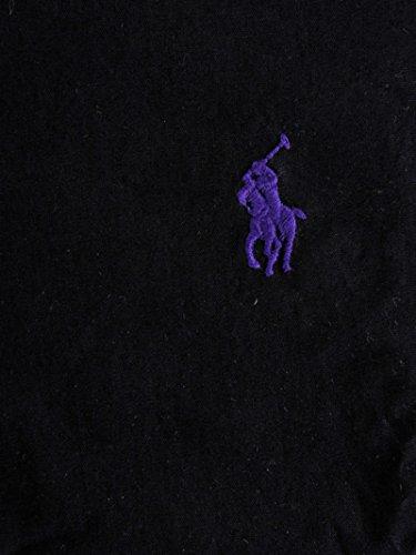 Polo Ralph Lauren Chemise Poplin, Custom Fit, Black Black