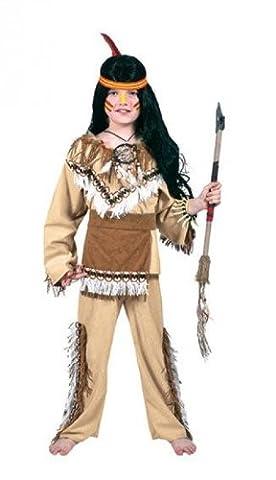 Indianer Sioux Kostüm Gr. 104