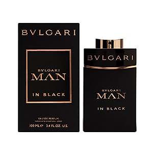 Bvlgari Man in Black Eau de Parfum, Uomo, 100 ml