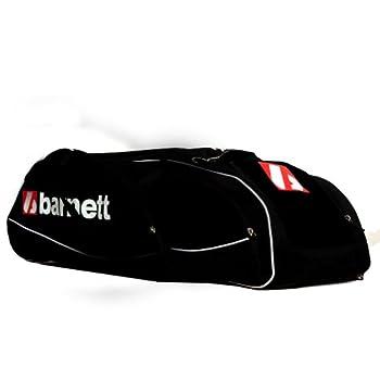 BBB 01 Bolso de beisbol nero