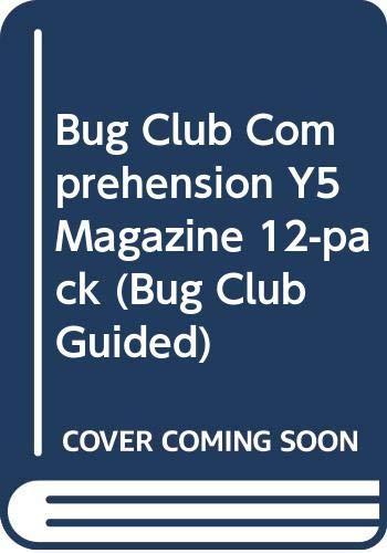 Bug Club Comprehension Y5 Magazine 12-pack (Bug Club Guided)