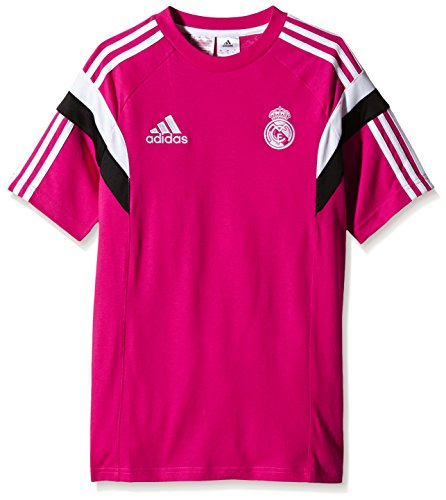 adidas T-Shirt Real Madrid Kinder Trainingsshirt - Camiseta, color multicolor, talla de: 152