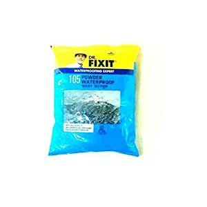Generic Pidilite Dr Fixit Powder Waterproof 500gm Amazon In Home Kitchen