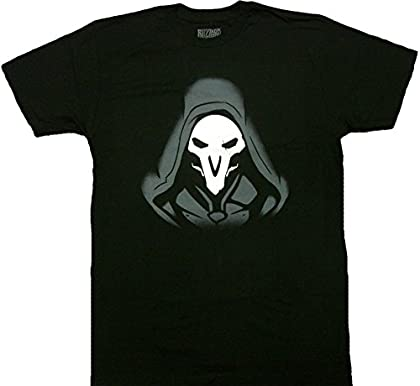 JINX Overwatch – remorseless Reaper – Camiseta ...