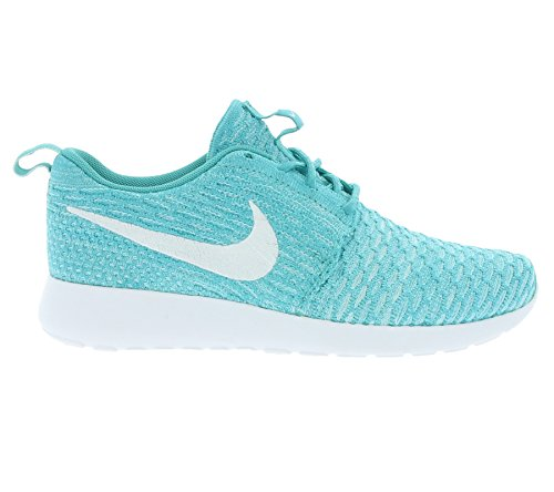 d89def487e7b Nike Rosherun Flyknit Damen Sneaker Türkis -toman-living.de