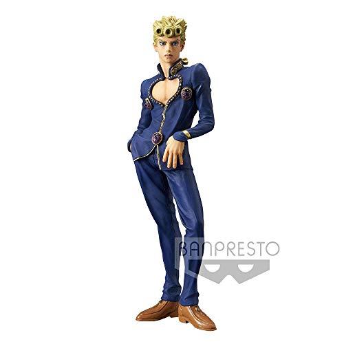 BANPRESTO JoJo's Bizarre Adventure Golden Wind Statue Geschenkidee, personalisierbar, Mehr Preisvergleich