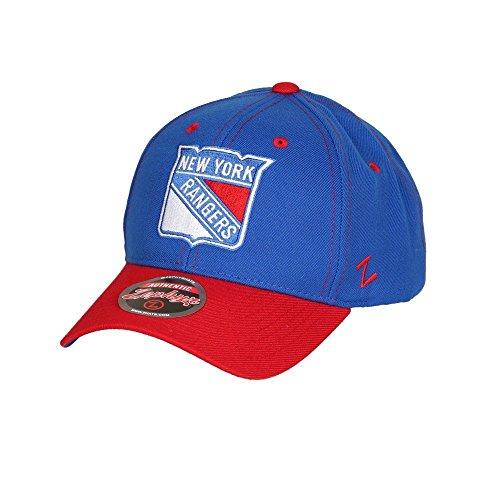 Offizielles NHL New York Rangers 'Cap, Basecap, Mütze' von Zephyr